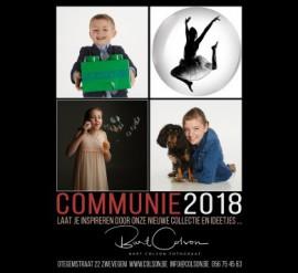 Inspiratie namiddag Communie 2018